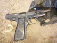 Recuperaron armas de fuego  robadas valuadas en $ 200 mil