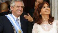 Alberto sin Néstor y con Cristina