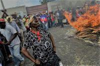 Haití Crisis Política y Caos