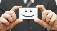 El cliente siente la felicidad
