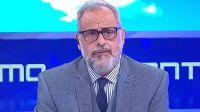 Jorge Rial, lapidario con los actores de La 1-5/18