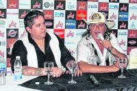 """Cristian y """"El Pulpo"""" Heredia harán un show"""