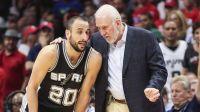 Manu Ginóbili vuelve a los San Antonio Spurs: el nuevo rol que cumplirá en la franquicia
