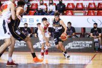 Sùper 20: Olímpico consiguió un importante triunfo en el debut ante San Martìn