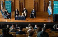 Suárez acompañó a Filmus en la 2º Asamblea del Consejo Federal de Ciencia y Tecnología