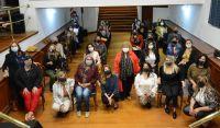 Se realizó la creación del Consejo Provincial de las Mujeres, Géneros y Diversidad