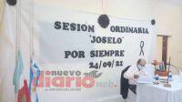 Eligen nuevo intendente en sesión ordinaria en Campo Gallo