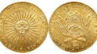"""La increíble historia de """"8 Escudos"""", la moneda más cara de Argentina: esto es lo que vale"""