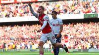 Arsenal goleó a Tottenham en el derby de Londres