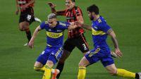Boca arriesga el invicto de Battaglia frente al campeón Colón
