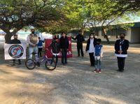 La Brigada Solidaria de Loreto sorprendió a un niño de 9 años