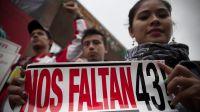 A siete años del ataque a los 43 de Ayotzinapa, estudiantes siguen la lucha en todo México