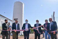 Zamora inauguró obras en Villa Jiménez, Río Hondo