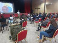 El Preuniversitario Municipal en la ciudad de Bandera continúa sus actividades