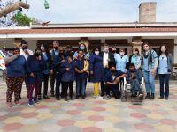 El intendente Herrera visitó el CAMM María Magdalena en la Semana de la Inclusión