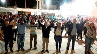 Quimilí: Fantoni convocó a llenar las urnas con votos de esperanza