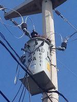La Fragua, Los Cercos y La Toma ya cuentan con energía eléctrica