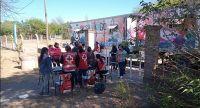 La Cruz Roja y el Ministerio de Salud harán un operativo sanitario en Tío Pozo