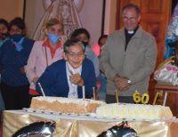 """Monseñor José Luis Corral: """"Hemos vivido días de mucha emoción y gratitud por el reencuentro"""""""