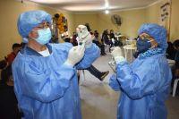 Ayer se festejó con mucha emoción el Día del Agente Sanitario en la provincia