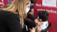 Comenzó la vacunación pediátrica contra el coronavirus en la provincia de Buenos Aires
