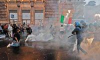 """""""Tolerancia cero"""" a la ultraderecha antivacuna en Italia"""