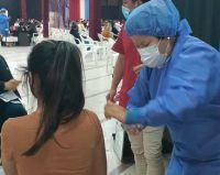 Continúan las tareas de inoculación mediante vacunas contra el Covid-19