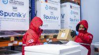 Distribuyen a todo el país 625 mil Sputnik V y a Santiago llegan 13.500