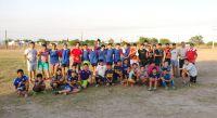 Argentinos Juniors preseleccionará a niños y adolescentes en Pozo Hondo