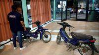Recuperan dos motos robadas y buscan a los autores de los ilícitos