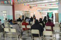 En la Escuela Especial Telma Reca de La Banda comenzó la vacunación para sus alumnos