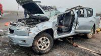 Tragedia: santiagueños protagonizaron un accidente fatal en Córdoba