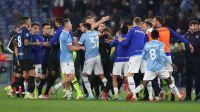Lazio consiguió un polémico triunfo ante Inter
