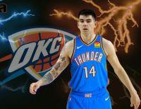 Gabriel Deck quedó confirmado en el plantel definitivo de Oklahoma City Thunder
