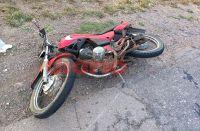 Tragedia en la ruta 92: joven de 26 años perdió la vida tras derrapar con su motocicleta