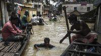Al menos 25 muertos y desaparecidos dejó una gran inundación en la India