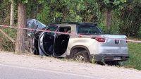 Tragedia: concejal chocó y mató en el acto a dos jóvenes esta mañana