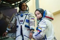 Se filmó la primera película de ficción en el espacio