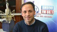"""Víctor Araujo: """"Hay clima electoral, creo que la gente quiere e irá a votar en noviembre"""""""