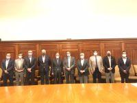 Realizaron una reunión de junta directiva en la UIA
