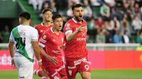 Huracán goleó a Banfield  y llega entonado al clásico con San Lorenzo