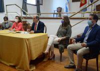Firman convenio de cooperación y asistencia mutua