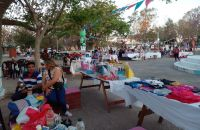 Los Quiroga activa la economía familiar con expo de artesanos y emprendedores