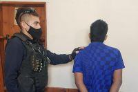Barrio Belén: arrebató el celular de una mujer, pero la Policía lo puso tras las rejas