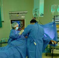 Avanza la refuncionalización del hospital de Monte Quemado