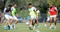 Rondina trabaja para suplir el aporte goleador de Giménez