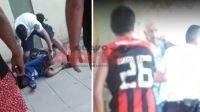Adolescente acuchilló a un hombre que lo sorprendió en una terraza de El Palomar